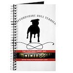 TSK logo plus dog Journal
