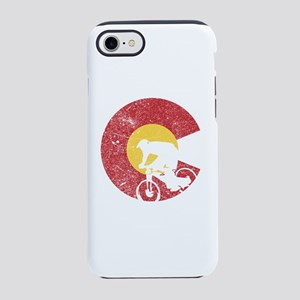 Mountain Bike Colorado iPhone 7 Tough Case