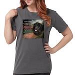 godmadedogs Womens Comfort Colors Shirt