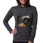 godmadedogs Womens Hooded Shirt