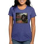 godmadedogs Womens Tri-blend T-Shirt