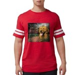 godmadedogs Mens Football Shirt