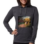 godmadedogs Womens Hooded Shirt