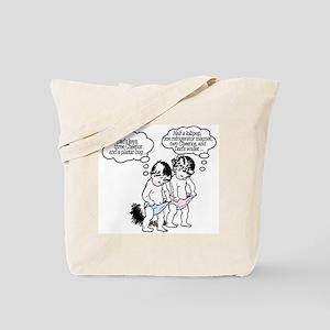 Poor Dad!  Tote Bag