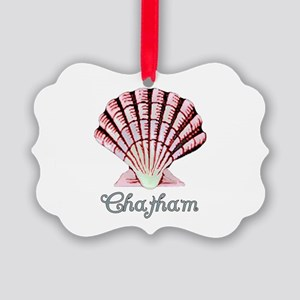 chathamshell Picture Ornament