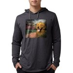 godmadedogs Mens Hooded Shirt