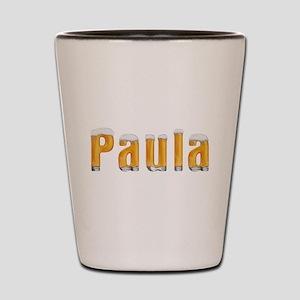 Paula Beer Shot Glass