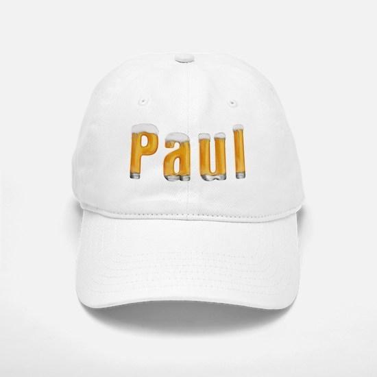 Paul Beer Baseball Baseball Cap