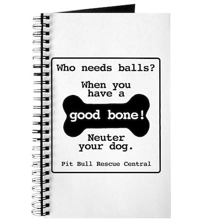 Who Needs? Journal