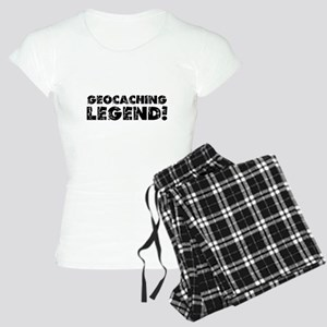 Geocaching Legend Women's Light Pajamas