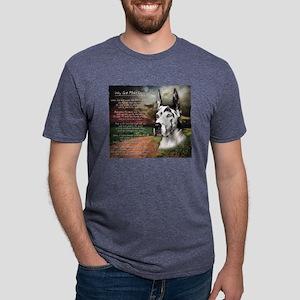 godmadedogs3 Mens Tri-blend T-Shirt