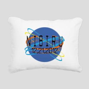 Nibiru 12.21.2012 Rectangular Canvas Pillow