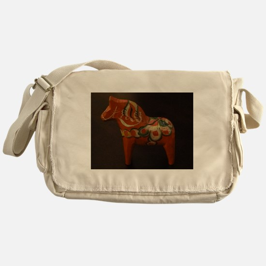 Dala Horse Foundation Messenger Bag