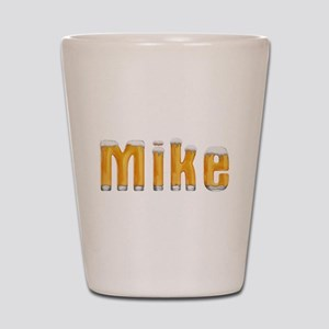 Mike Beer Shot Glass