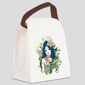 Harmony Canvas Lunch Bag