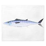 King Mackerel fish King Duvet