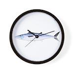 King Mackerel fish Wall Clock