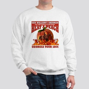 Gen. Sherman 'Heat a Peach' Sweatshirt