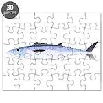 King Mackerel fish Puzzle