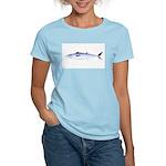 King Mackerel fish Women's Light T-Shirt