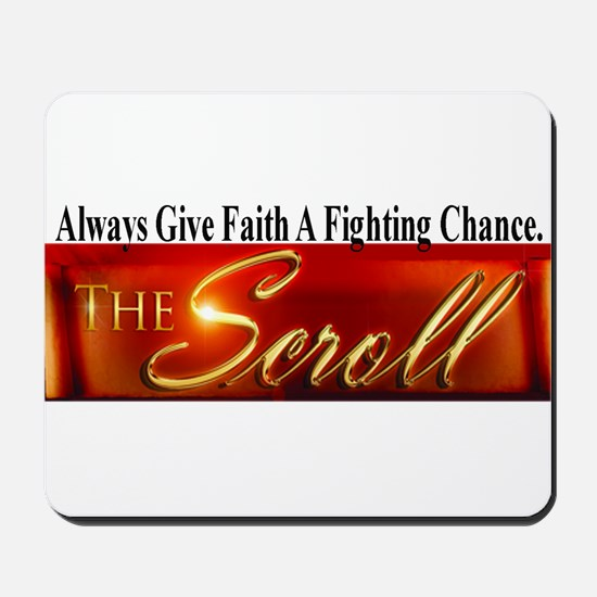The Scroll Mousepad