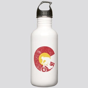 Mountain Bike Colorado Stainless Water Bottle 1.0L