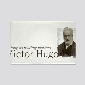 Victor Hugo as long as reading matters Rectangle M