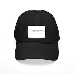 Halfbeak Ballyhoo Balao fish Baseball Hat