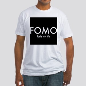FOMO 2 Fitted T-Shirt