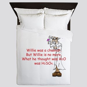 willie Queen Duvet