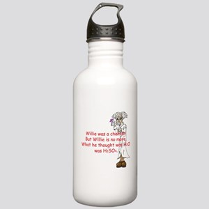 willie Stainless Water Bottle 1.0L