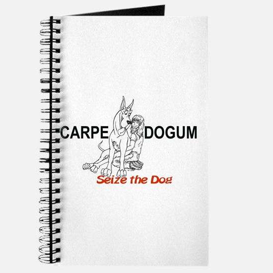 C Carpe Dogum Journal