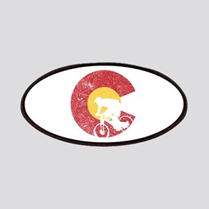 Mountain Bike Colorado Patch
