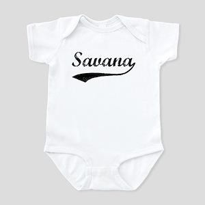 Vintage: Savana Infant Bodysuit