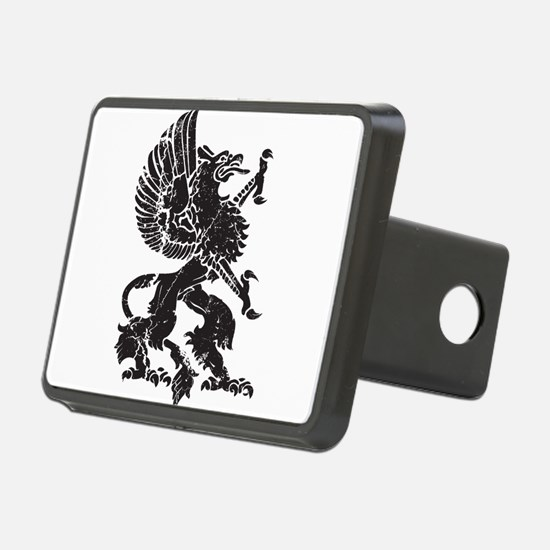 Griffin (Grunge Texture) Hitch Cover