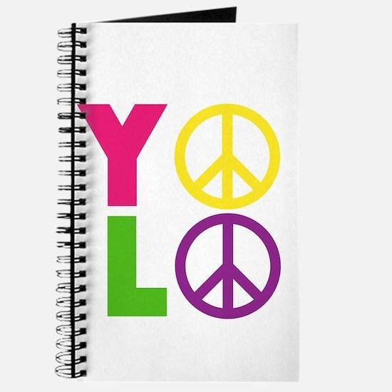 PEACE YOLO Journal