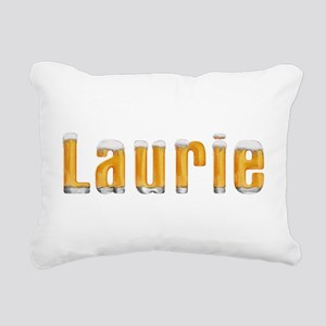 Laurie Beer Rectangular Canvas Pillow