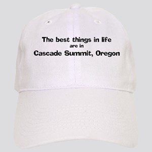 Cascade Summit: Best Things Cap