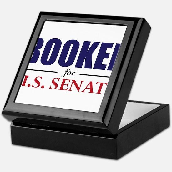 Cory Booker for U.S. Senate Keepsake Box