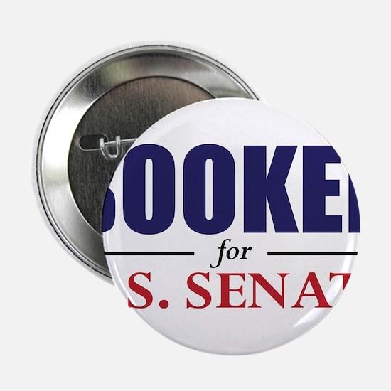 """Cory Booker for U.S. Senate 2.25"""" Button"""