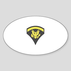 Specialist 5 <BR> Sticker