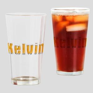 Kelvin Beer Drinking Glass