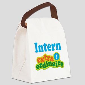 Intern Extraordinaire Canvas Lunch Bag