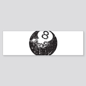 8 Ball Sticker (Bumper)