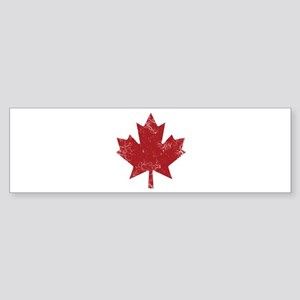 Maple Leaf Sticker (Bumper)