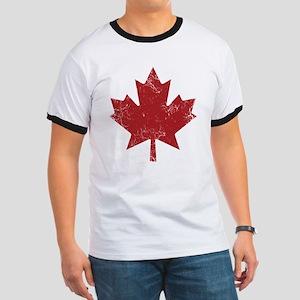 Maple Leaf Ringer T