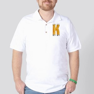 K Beer Golf Shirt