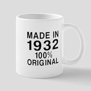 Made In 1932 Mug