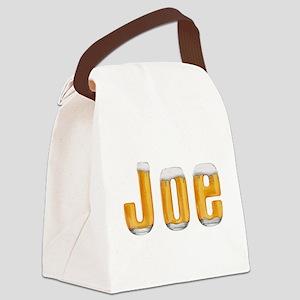 Joe Beer Canvas Lunch Bag