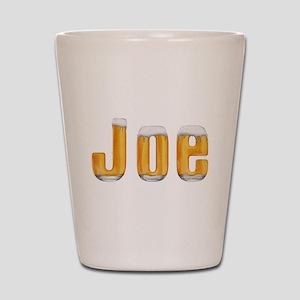 Joe Beer Shot Glass